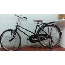 จักรยานญี่ปุ่น เบาะหนังแท้