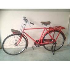 จักรยานไปรษณีย์ญี่ปุ่นทรงผู้ชายเก่าสะสม
