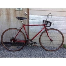 ขายจักรยานวินเทจเสือหมอบ CHIMO งานเก่าวินเทจคลาสสิค โบราณ สับเกียร์ที่คอ จานรุ่นเก่าแบบใส่สลัก