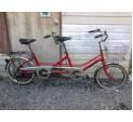 ขายจักรยานวินเทจปั่น2คน BRIDGESTONE งานเก่าJAPANคลาสสิคโบราณสะสม